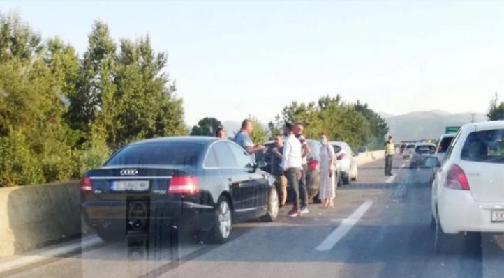 Судир на автопатот Тетово-Гостивар, има повредени