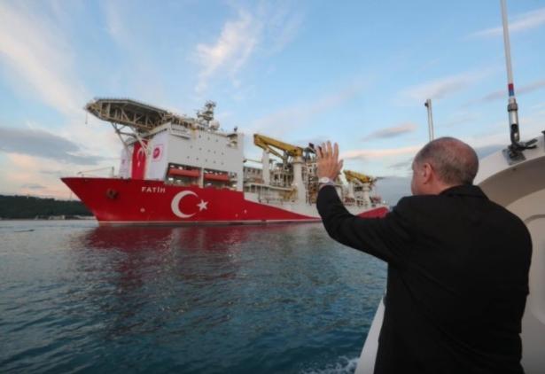 Турција најде лежиште на природен гас во Црното Море