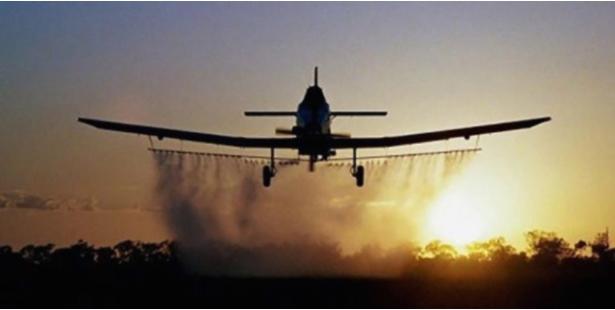 Во Велес и околината утре трето авионско третирање против комарци