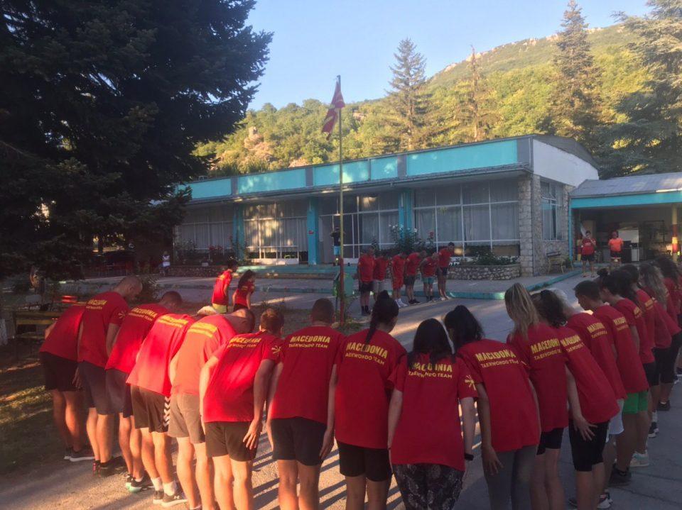 Македонските таеквондисти на посебен начин го одбележаа Илинден