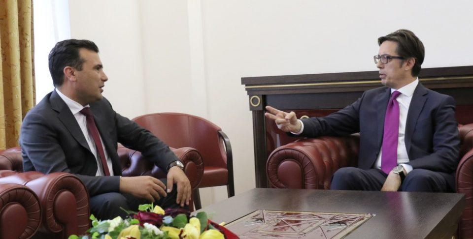 Пендаровски ќе му го додели мандатот на Зоран Заев