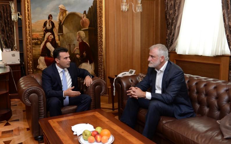 Газета Експрес: Мендух Тачи од Заев ја побарал институцијата Финансиска полиција за да ги истражува трансферите на пари од Иран и Катар