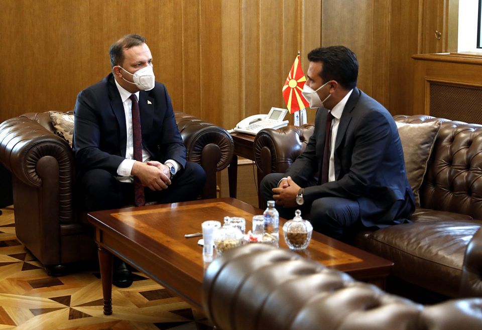 ВМРО-ДПМНЕ: Зошто Спасовски молчи за дрогата поврзана со картелот Заеви?