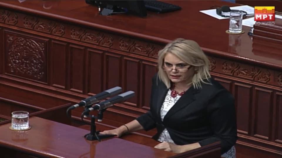 Затуроска до пратениците: Бидете достоинствени, непоткупливи, бидете цврсти и свои, секогаш подготвени да одговорите на сите предизвици