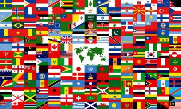 Интересен факт: Зошто ниту едно национално знаме нема виолетова боја?