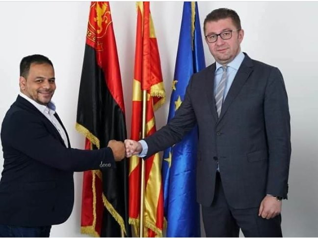 Коалицијата на Египќани во Македонија во целост ги поддржува протестите организирани од страна на ВМРО ДПМНЕ