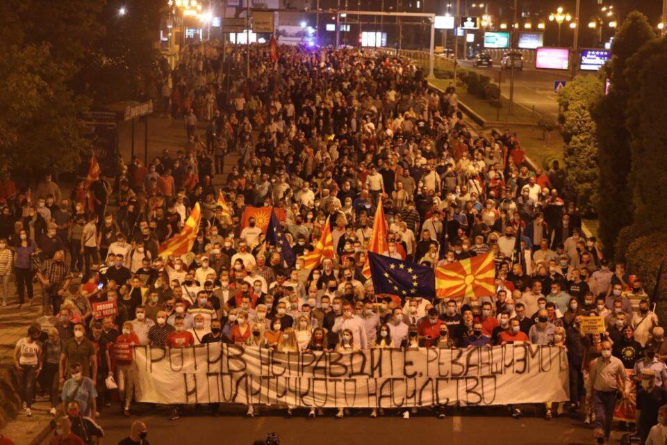 Стојаноска: ВМРО-ДПМНЕ со поддршка за уставобранителите и граѓаните кои се жртви на прогон од страна на СДСМ и Зоран Заев