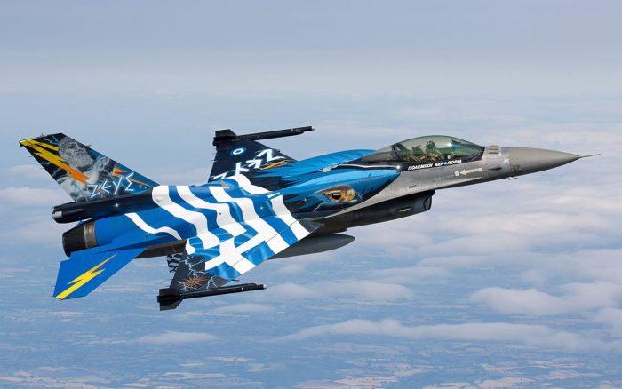Турција се заканува, Грција купува борбени авиони