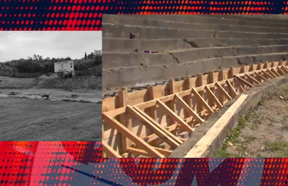 ВИДЕО: ФФМ вложува над 300.000 евра за реконструкција на Градскиот стадион во Кавадарци