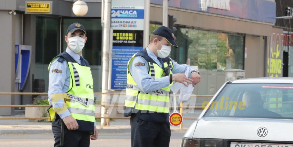 Македонските граѓани никако да ја научат лекцијата- полицијата со рекорден број на казни за само 24 часа!