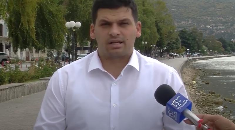 Пецаков: Власта се што фати исуши, па така и нивото на водата во Охридското Езеро