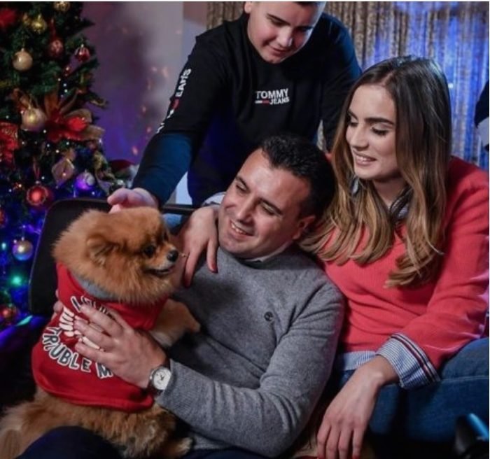ВМРО-ДПМНЕ: Само кучето на Заев вреди колку три апанажи на Трипуновски