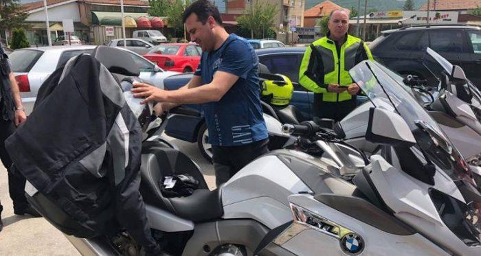 ФОТО: Зоран Заев заработи казна од полицијата