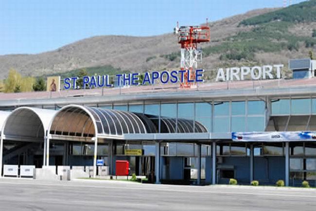 Aлбански државјани со фалсификувани грчки и италијански документи се обиделе да влезат преку охридскиот аеродром