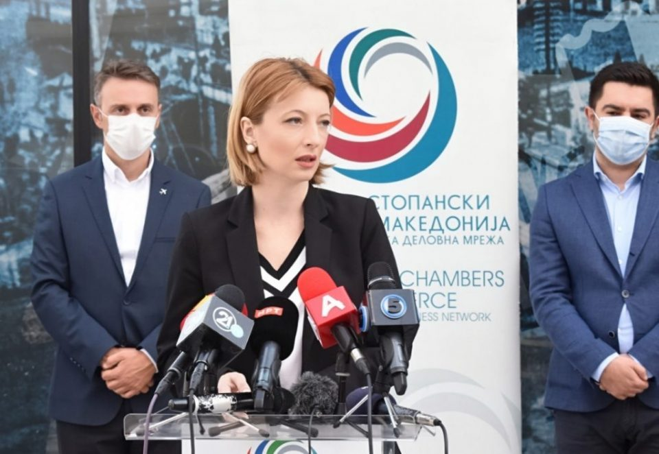 Арсовска: Македонија тоне во најдлабоката рецесија на економијата и пад од 12,7 отсто на БДП