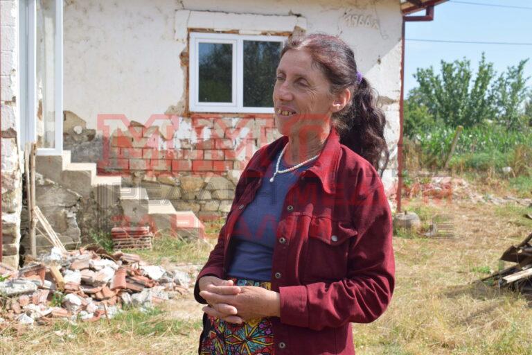 Луѓе помогнете ми, се плашам за својот живот, вели уплашена низ солзи Атиџе, чии проблеми со соседот кулминираа