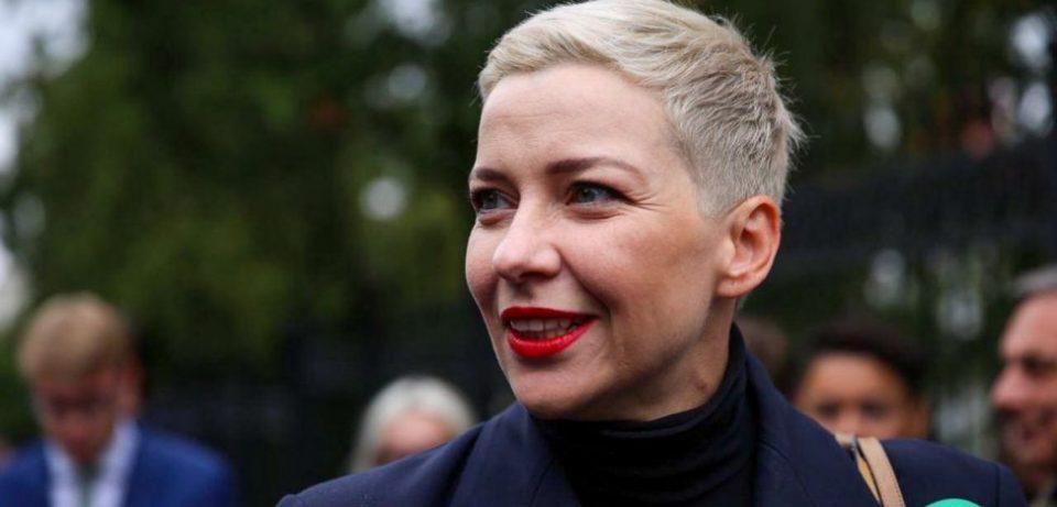 Киднапирана белоруската опозиционерка Марија Колесникова