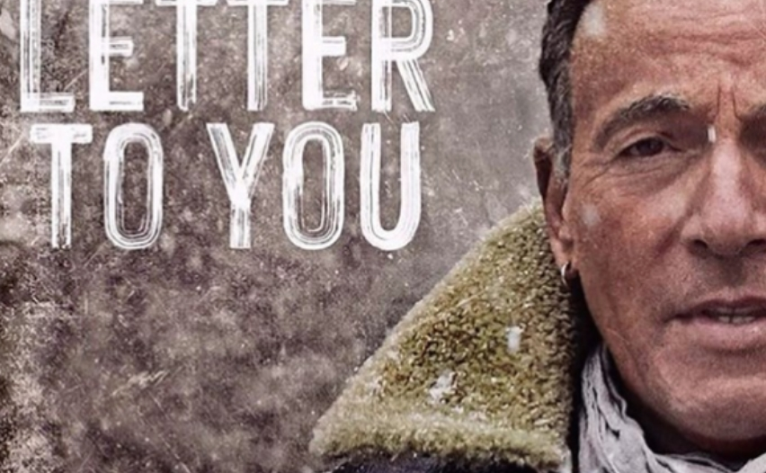 Брус Спрингстин со нов албум (ВИДЕО)