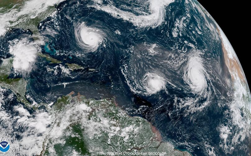 Метеоролозите останаа без имиња за бурите