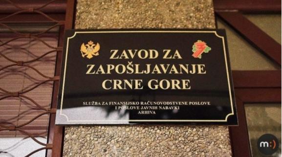 Секој петти Црногорец невработен