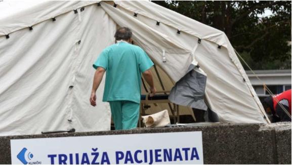 Ситуацијата станува многу сериозна во Црна Гора: Висок скок на новоинфицирани од коронавирус