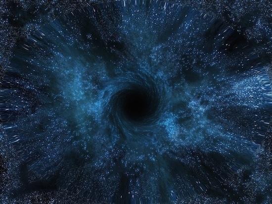 """Спојување на """"црни дупки"""" предизвикало силен гравитациски удар"""