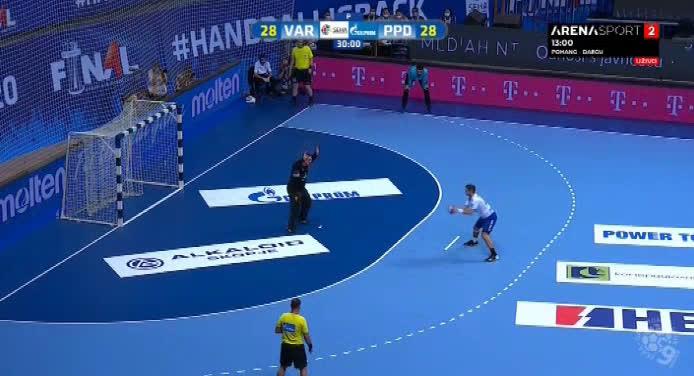 ВИДЕО: Пеналите кои го однесоа Вардар во ново СЕХА финале