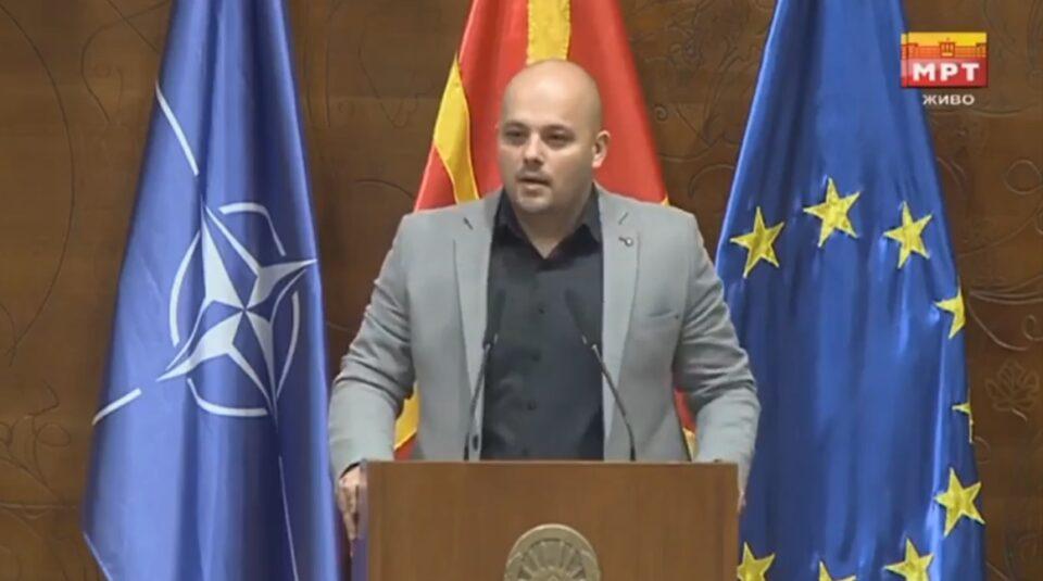 ВИДЕО: Костовски со говор кој предизвика многу емоции, Заев се вознемири!