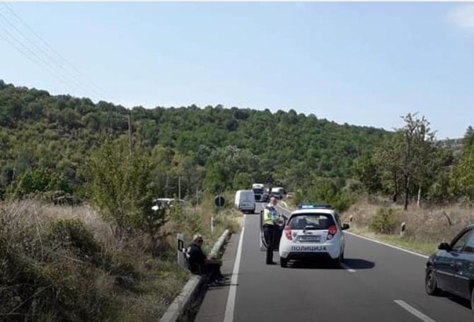 Почина возачoт на комбито кое го блокираше патот Делчево – М.Каменица