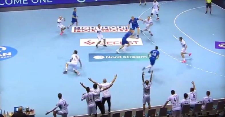 ВИДЕО: Вардарци лути на судиите – Мешков цела вечност држеше топка во последниот напад!