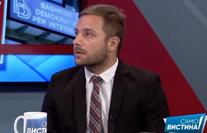 Арсовски до Кузеска: Говорите за судство каде што Заев беше фатен во мито, а не лежеше затвор
