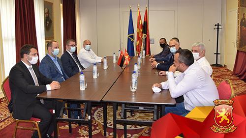 ВМРО-ДПМНЕ се окрупнува против лагите криминалот и мафијата на Заев