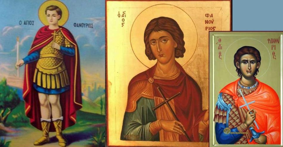 Се празнува великомаченикот кој најмногу се славел во Македонија, за него скоро ништо не се знае