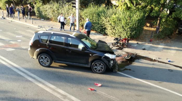 Виновен за сообраќајка со смртни последици во Скопје доби условна казна