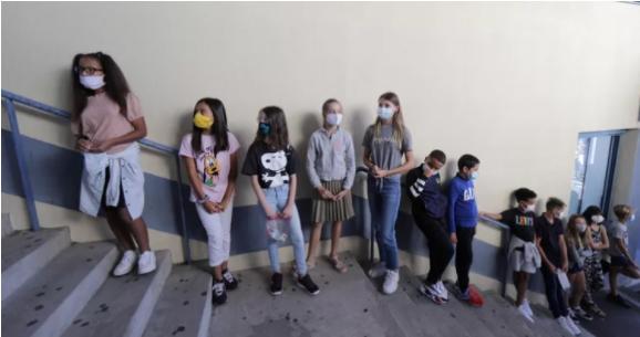 Бугарија: Само четири од 1000 паралелки се во карантин или 0,01 заразени ученици