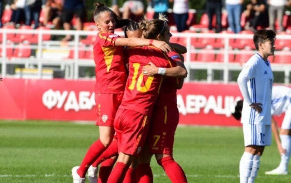 Седум македонски фудбалерки имаат коронавирус