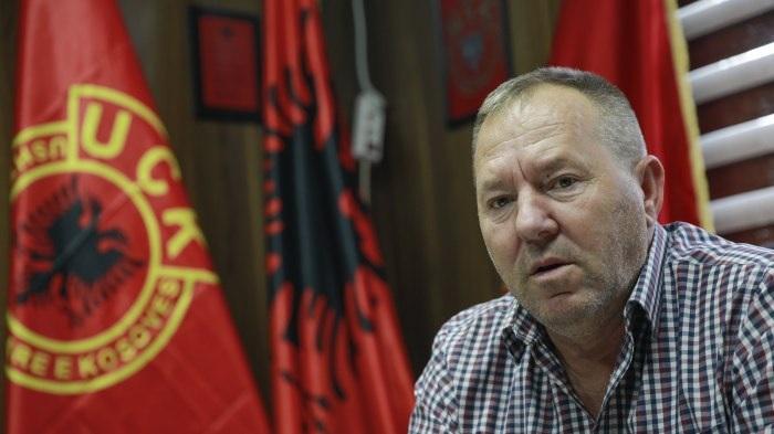 Уапсен претседателот на ветеранската организација на ОВК, Хисни Гуцати