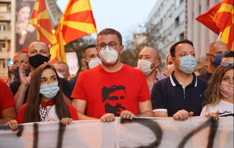 Мицкоски: Гоце Делчев е Македонија, тој е столбот на нашето постоење како народ