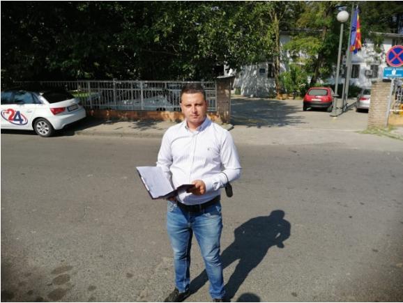 Иницијативата против урбаното дивеење во Ѓорче Петров поднесе барање за ревидирање на ДУП-от Дексион Јурија