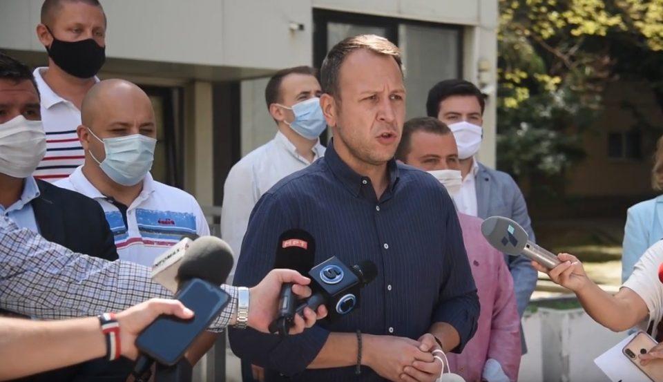Јанушев: Поднесовме во Управниот суд тужби во однос на начинот на кој што се изврши верификација на мандатите на дополнителните осум пратеници