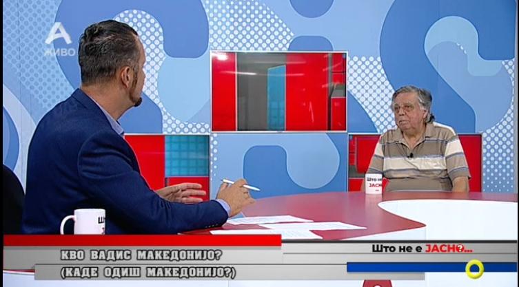 Клетников со цитат од бугарски следбеник на Гоце: Ќе огрее и над Македонија сонце, но нема да биде бугарско