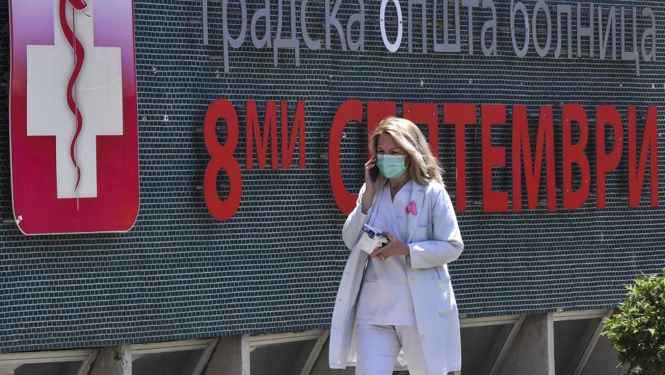 Во ковид центрите во Скопје за 24 часа се хоспитализирани 43 пациенти – вкупно се лекуваaт 353 болни