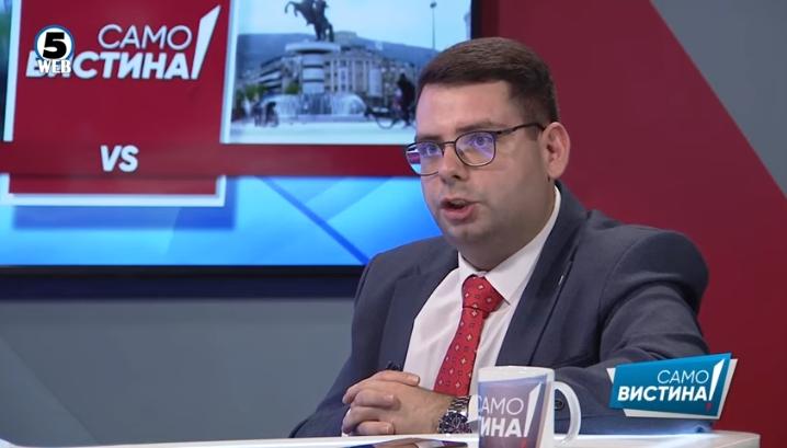 Златев: ВМРО-ДПМНЕ е помеѓу граѓаните и заедно со нив ја води битката за намалување на цената на струјата