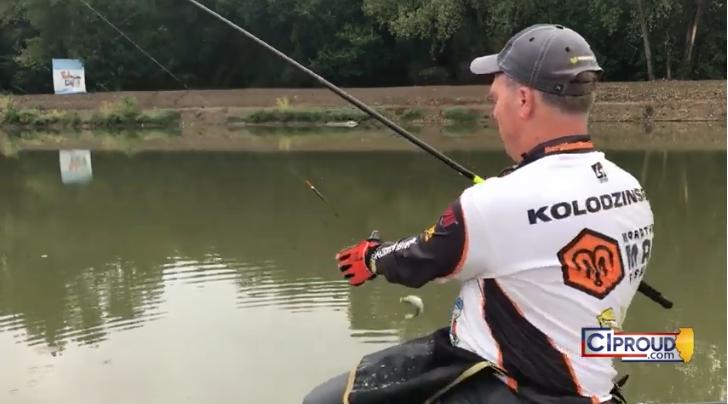 Гинисов рекорд: Американец уловил 2.645 риби за 24 часа (ВИДЕО)