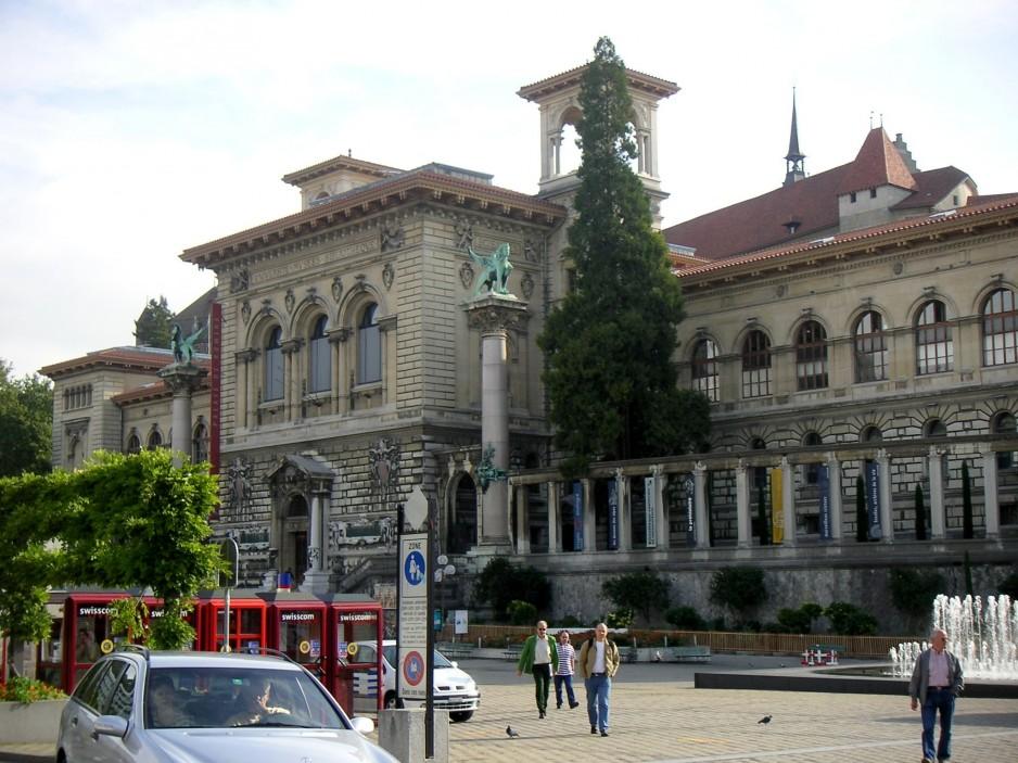 Во Лозана 2.500 студенти во карантин поради Ковид-19