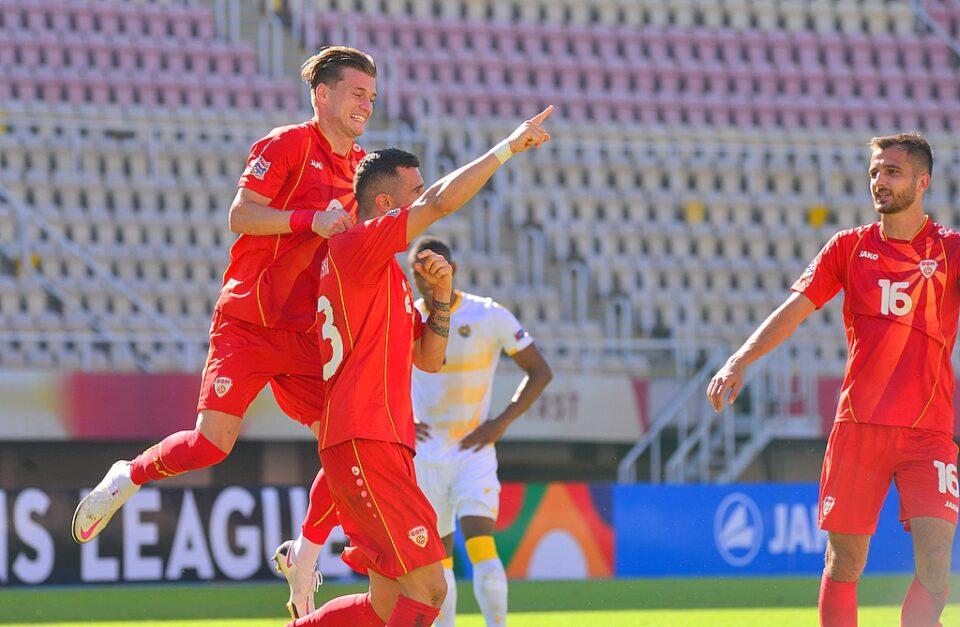Македонија напредуваше две места на ФИФА-листата