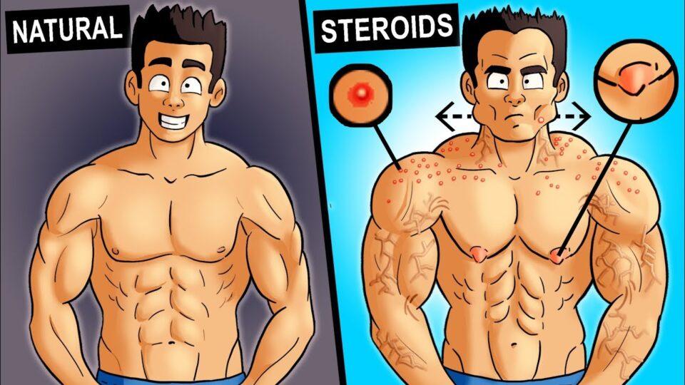Пет знаци кои откриваат дека некој е на стероиди