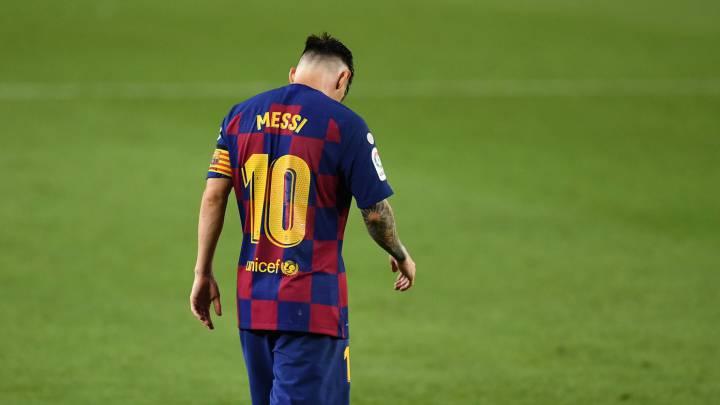 Меси може да пропушти три натпревари во Барселона поради карантин во Аргентина