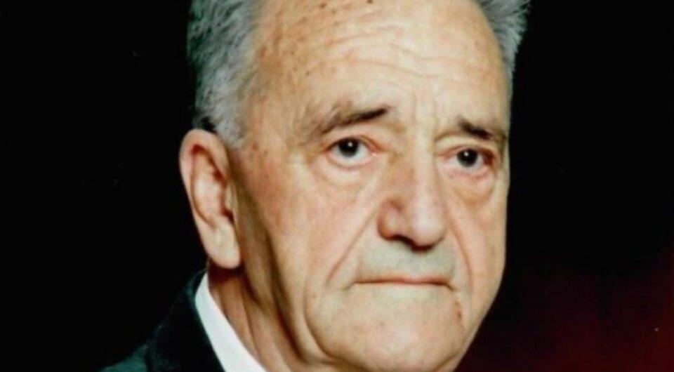 Почина Михајло Серафимовски, професор на Градежниот факултет во Скопје