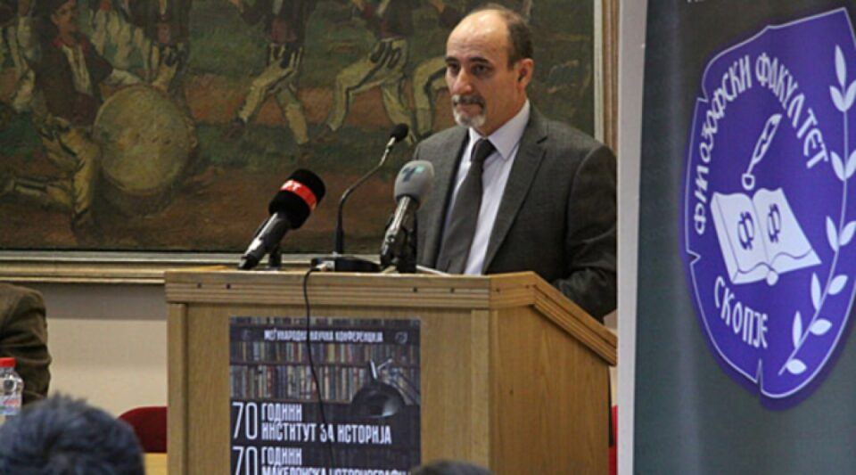 Ѓоргиев: Гоце Делчев е одбран како еден од првите предлози од Бугарија, затоа што е вграден во македонското ткиво